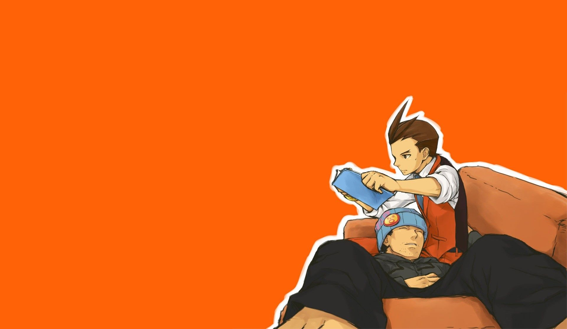 Ace Attorney Wallpaper Phoenix Wright Ace Wallpapers 1280x1024