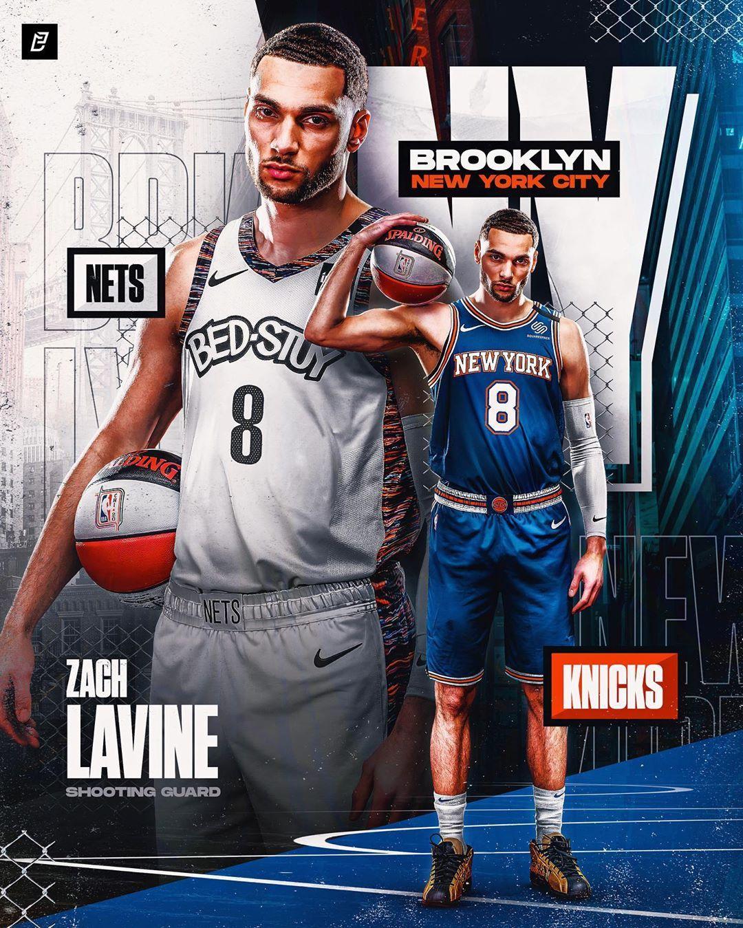New York Knicks Trades 2020