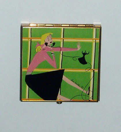 Hilda Terry Novelty Compact