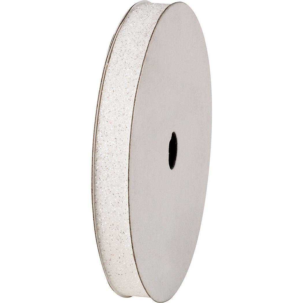 White Glitter Tape - Paper Source