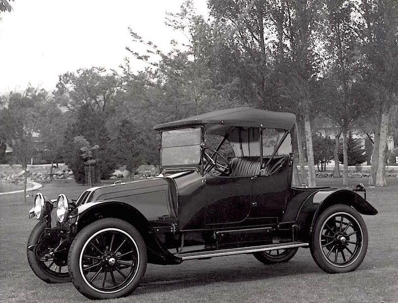 1915 Franklin Roadster | Motor Vehicles 1900-1920 | Pinterest ...