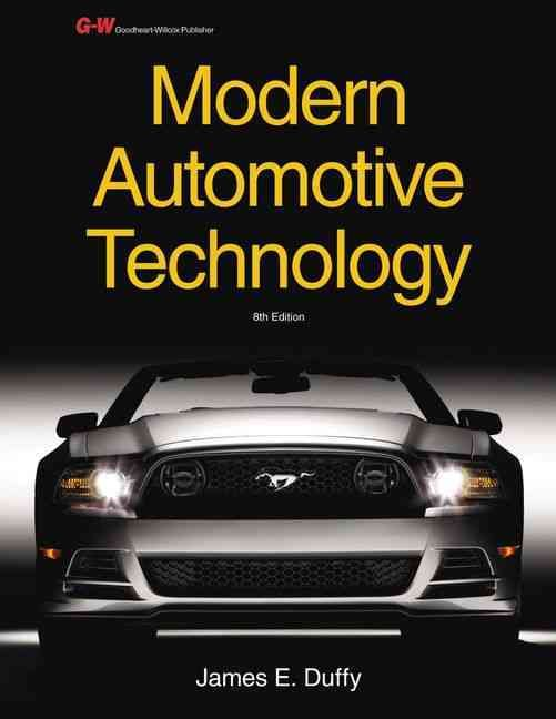The Modern Automotive Technology Workbook Includes A Variety Of Questions In Various Formats To Help Reinforce The Automotive Technology Automotive Industry