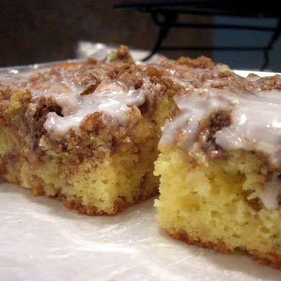 Cinnamon Roll Cake Recipe - Key Ingredient
