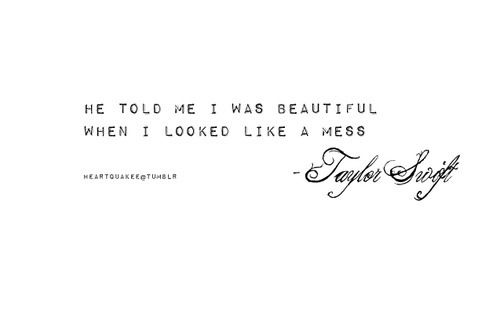 Taylor Swift Quote | Taylor swift quotes, Love lyrics quotes ...