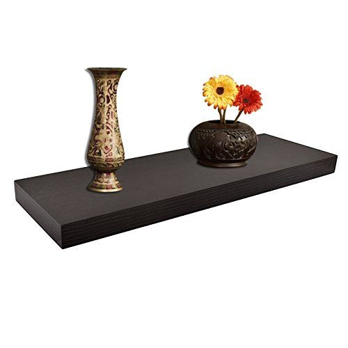 Welland Mission Floating Wall Shelf Approx 24inch Espresso You Can Get Additional Details At The Image Link Note It Is Affiliate Link Floating Wall Shelves