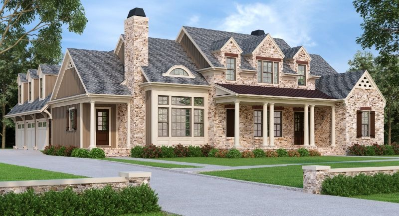 Tuxedo Park Home Plans And House Plans By Frank Betz Associates Brick House Plans New House Plans Traditional House Plans