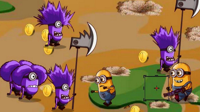 Los Minions Minions Lucha Juegos Gratis Infantiles Online En