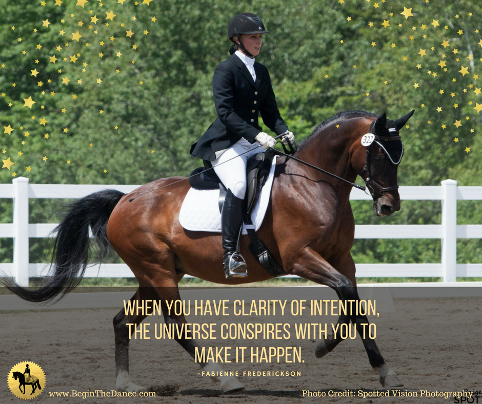 Dressage rider Sandra Beaulieu competing a Second Level musical freestyle with Rovandio, an Andalusian/Lipizzan gelding. #horsequotes #successquotes #