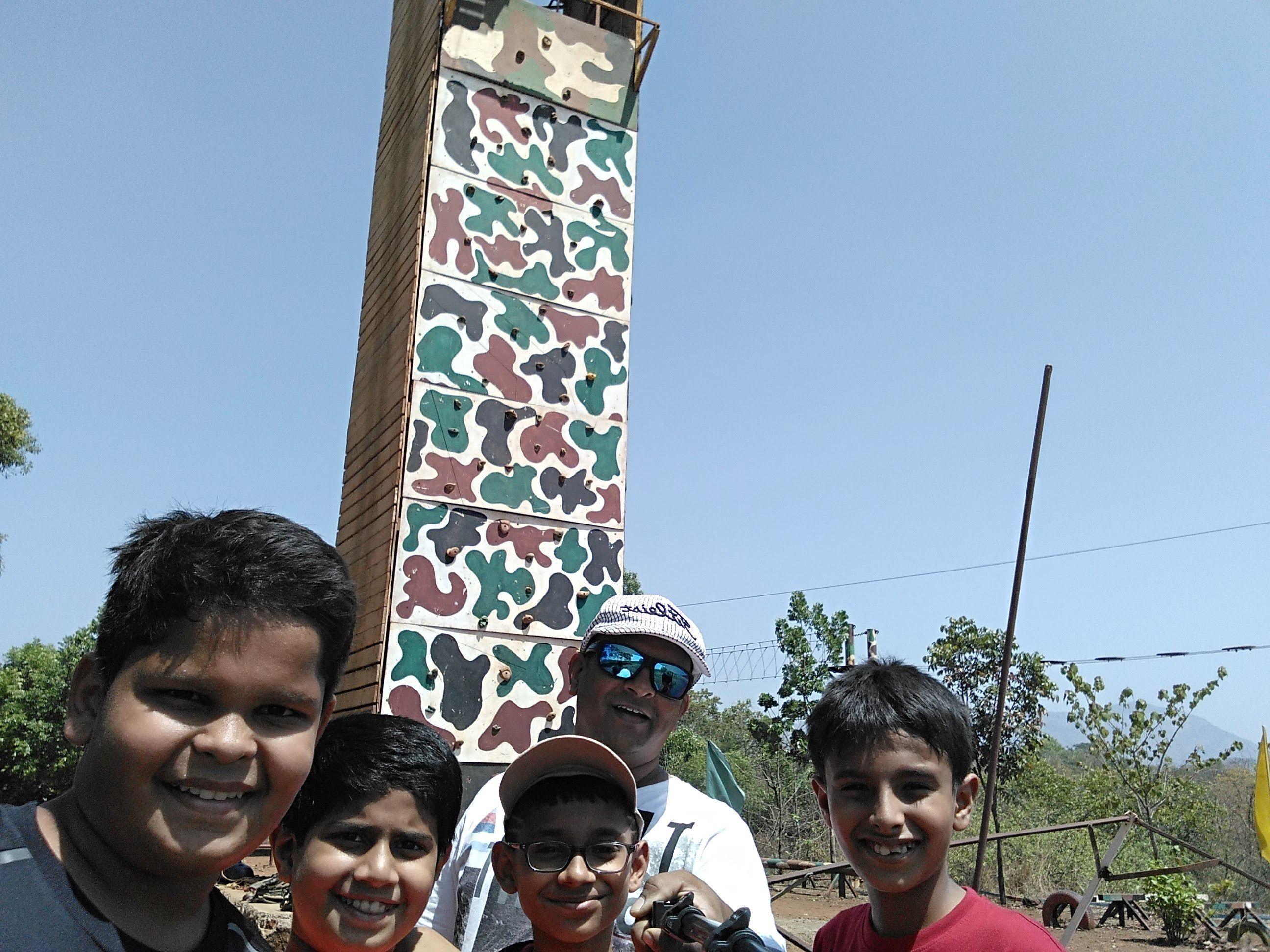 Pin on Adventure activity set up in mumbai