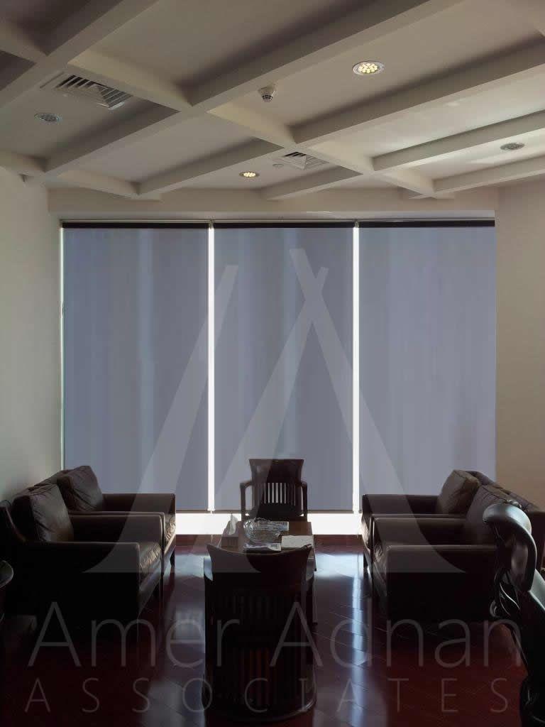 Office Interior Designed in Dubai by Amer Adnan Associates