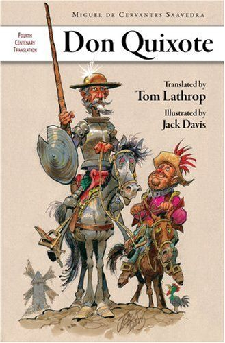The 100 Greatest Novels Of All Time The List Don Quixote