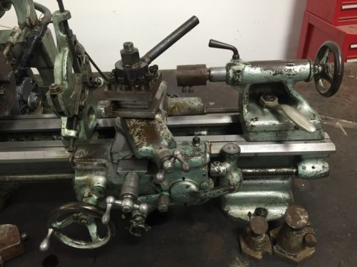 Used Metal Lathes Atlas South Bend Logan Leblond Monarch >> South Bend 9 Model A Lathe 3 Jaw Chuck Very Nice Old Lathe In 2019