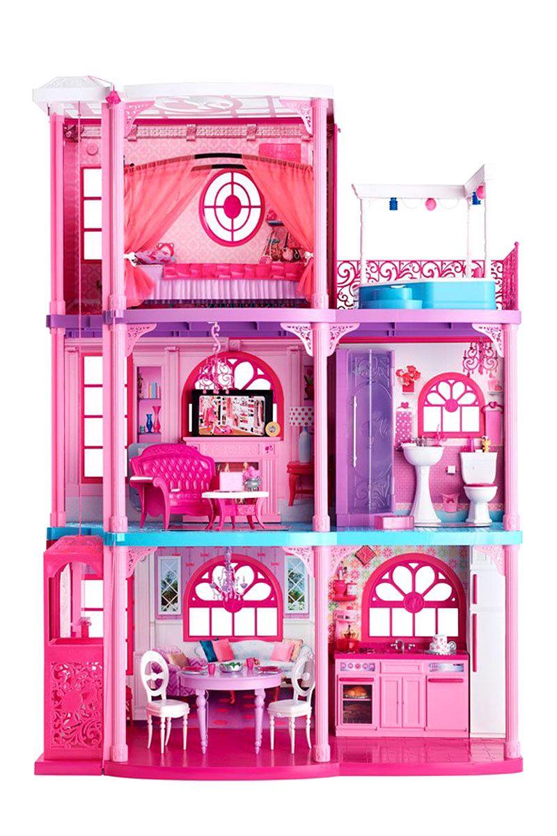 La Nueva Casa De Barbie Casa De Barbie Casa De Munecas Barbie