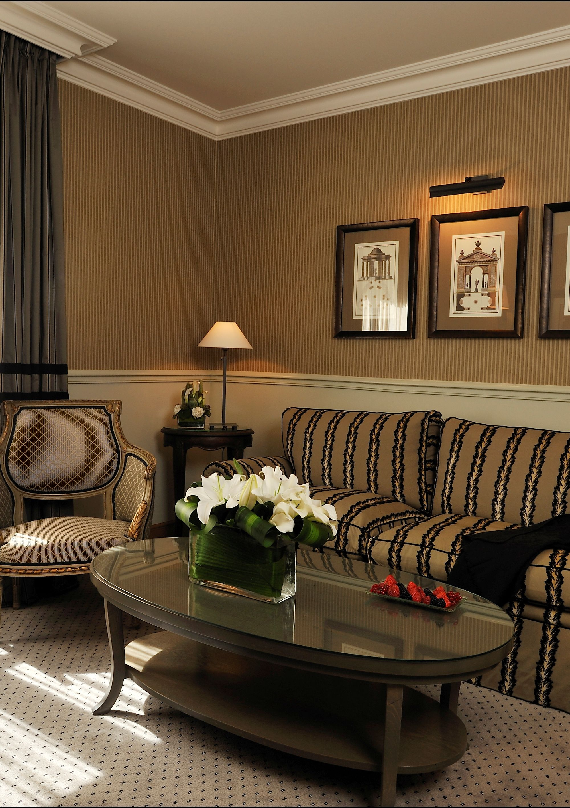 Uniquely Decorated Suites At Hotel De Vigny Paris, 5-star
