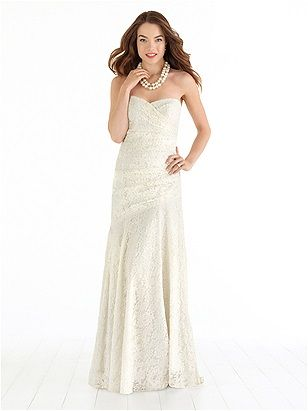 Love the full lace dress and style After Six Bridal Style 1021 http ...