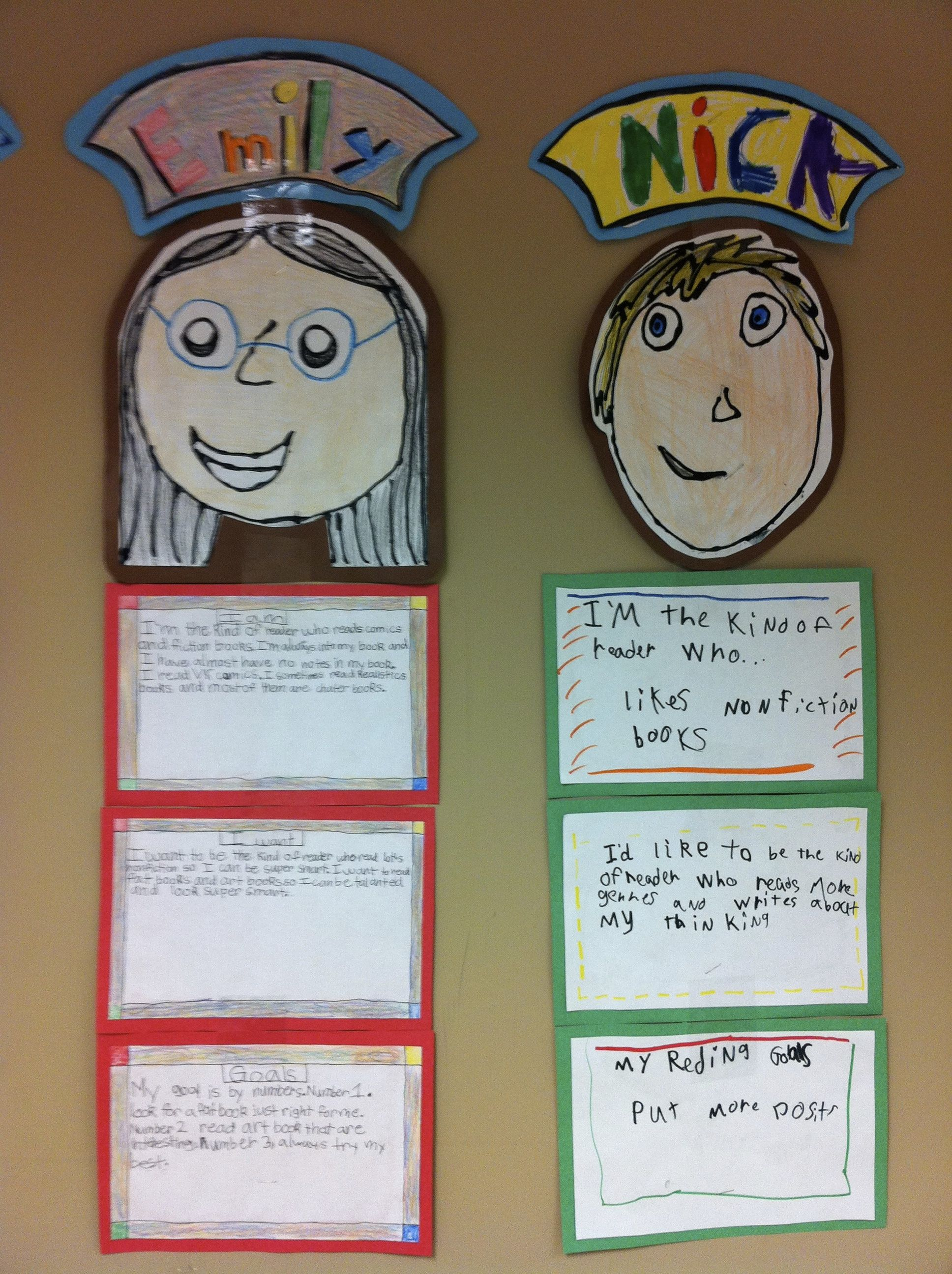 Help Students Build A Reading Identity I M The Kind Of