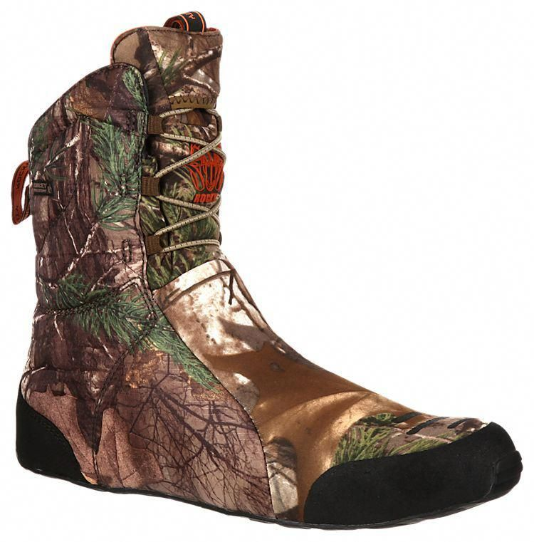 ROCKY Athletic Mobility Stalker Waterproof Insulated Hunting Boots for Men  | Bass Pro Shops
