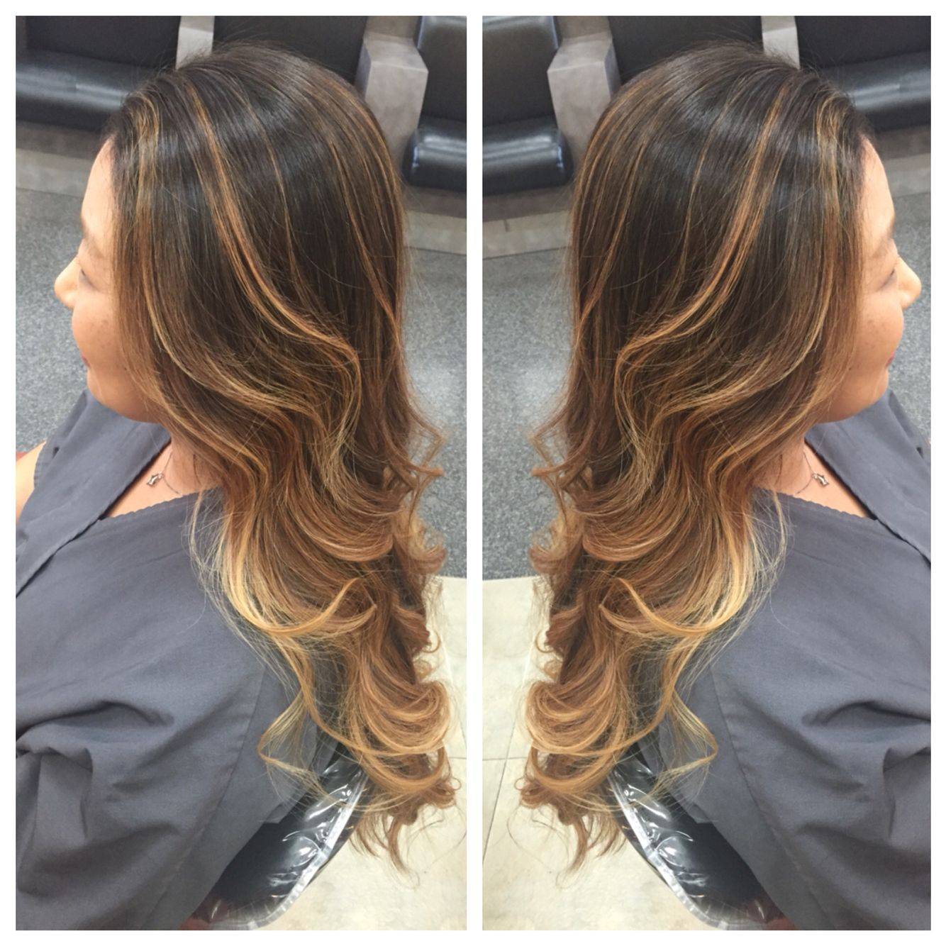 Balayage By Elle At Tacoma Gene Juarez Perfect For Summer
