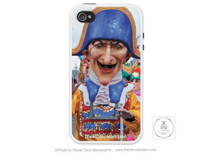 Stay connected, get great photos to share and look great while doing it with this Mardi Gras phone case from theRDBcollection. Order now. Click on the pic!