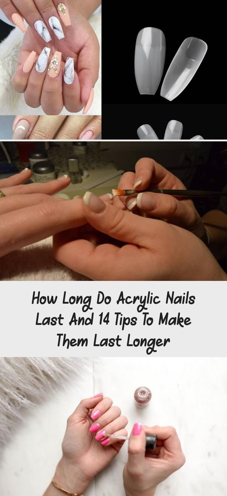 The Acrylic Nail Is Employed To Beautify And Add Color To Your Nails Every Woman Wants Her Fing Acrylic Nails Neutral Nails Acrylic Acrylic Nails Kylie Jenner