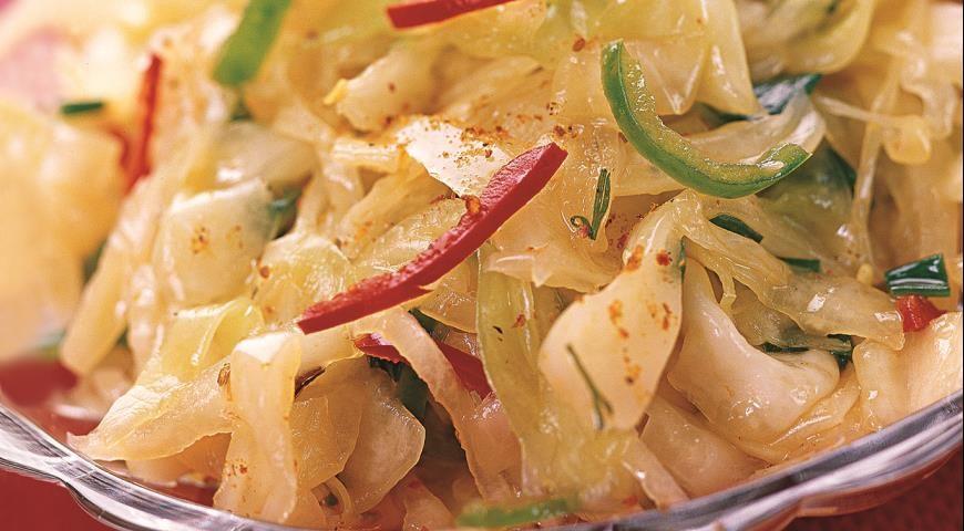 чем рецепт с картинкой капусты по корейски конечно, самая лучшая