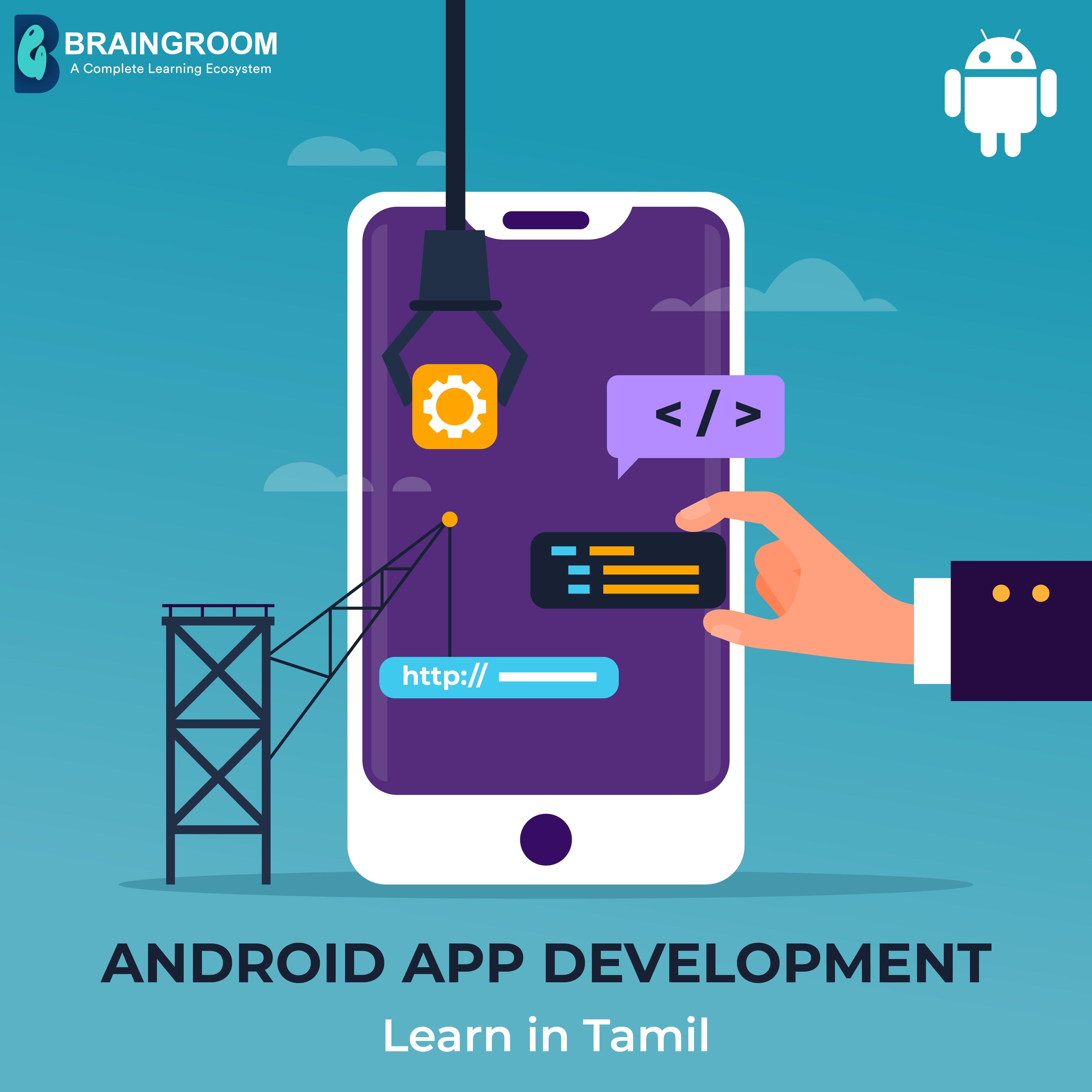 Android App Development 2 weeks FREE online training