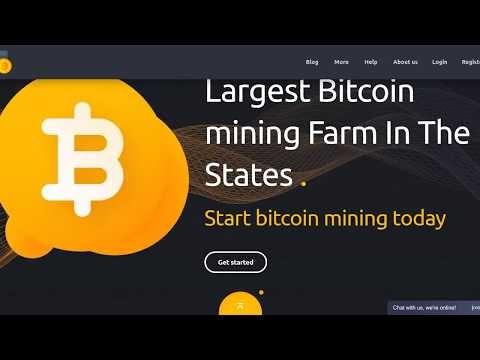 BITCOIN MINING 2020 CRYPT-MINE EARNING ONLINE BTC BITCOIN EARN SITE EARNING ONLINE MONEY
