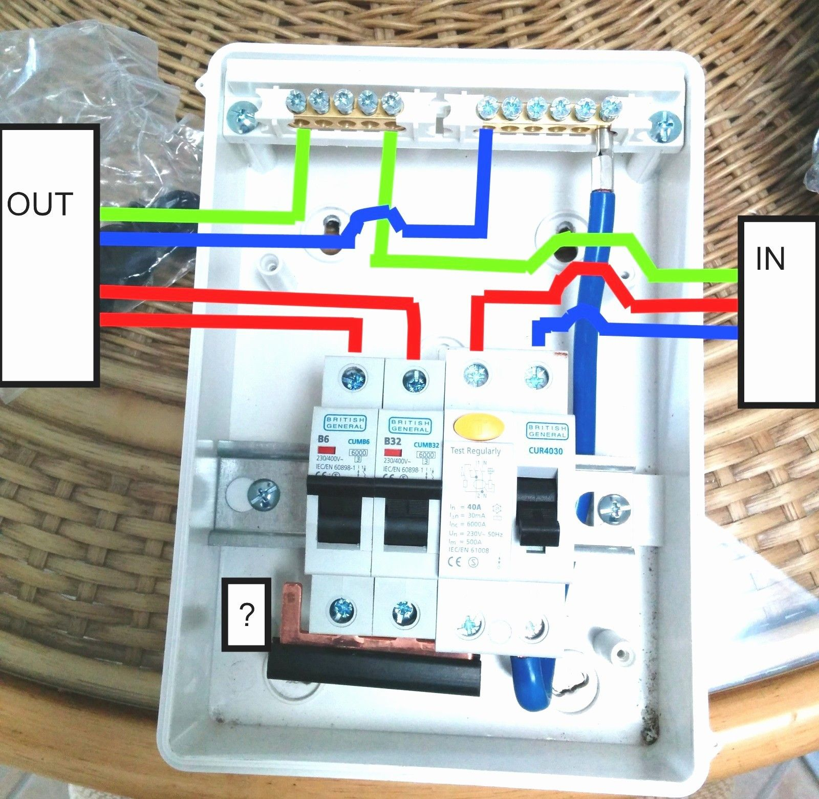 Unique Consumer Unit Wiring Diagram Ireland Diagram Diagramtemplate Diagramsample Diagram Consumers The Unit