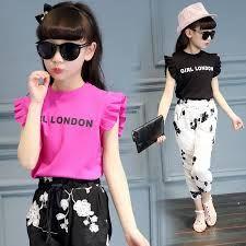 Ropa de moda para adolescentes de 11 años