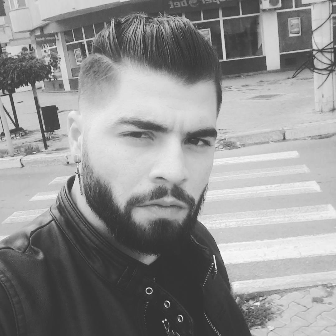 Sexy romanian male voice