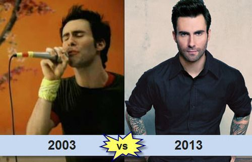 Happy 34th Birthday Adam Levine Which Adam Do You Like
