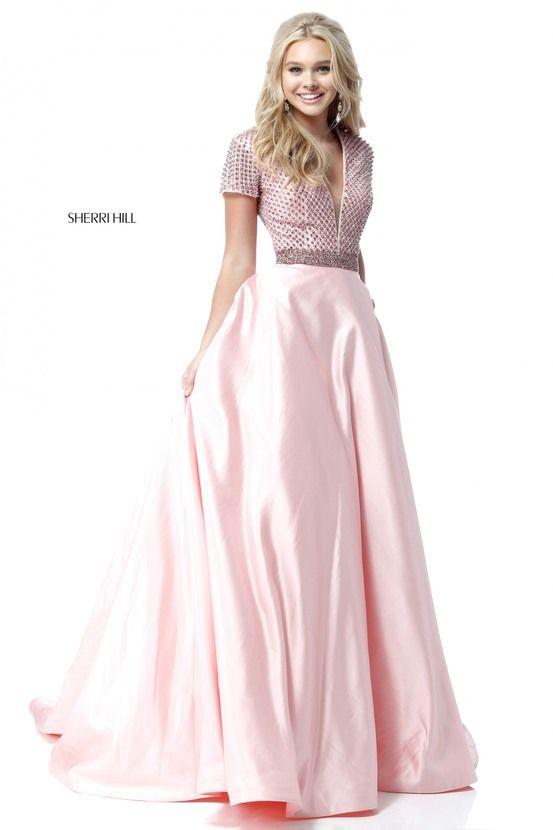 51819 · PrincessGownStyleSherri HillProm ...