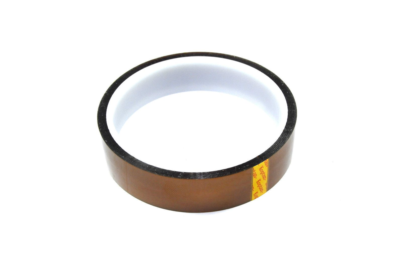 £2.99 GBP - 33M 20Mm High Temperature Amber Adhesive Tape 3D Printing Smd Flux Workshop  ebay  Electronics