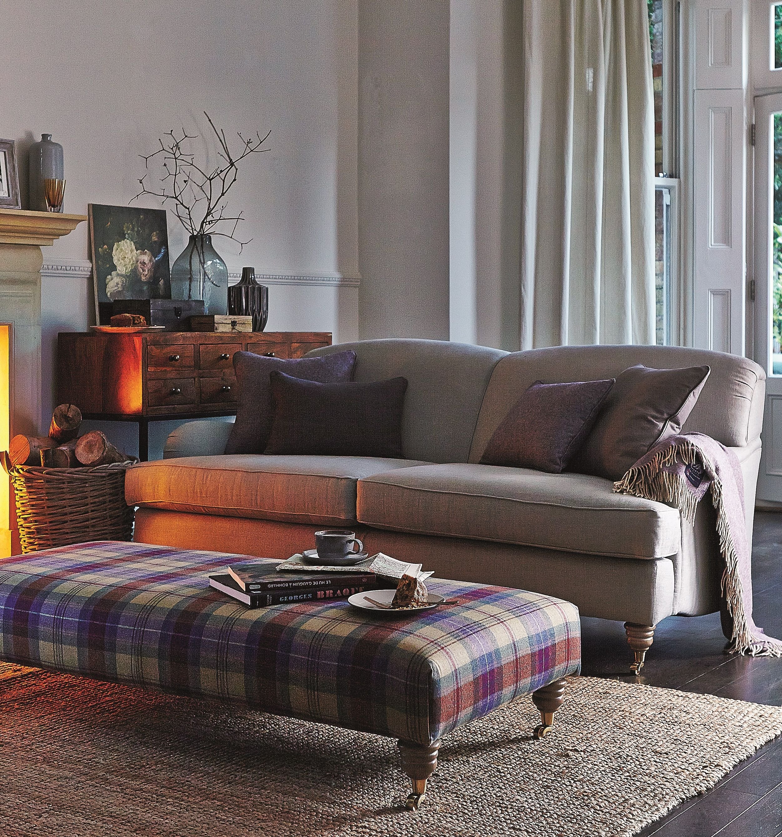 Our new Gosfield Sofa and Armchair range now available in store