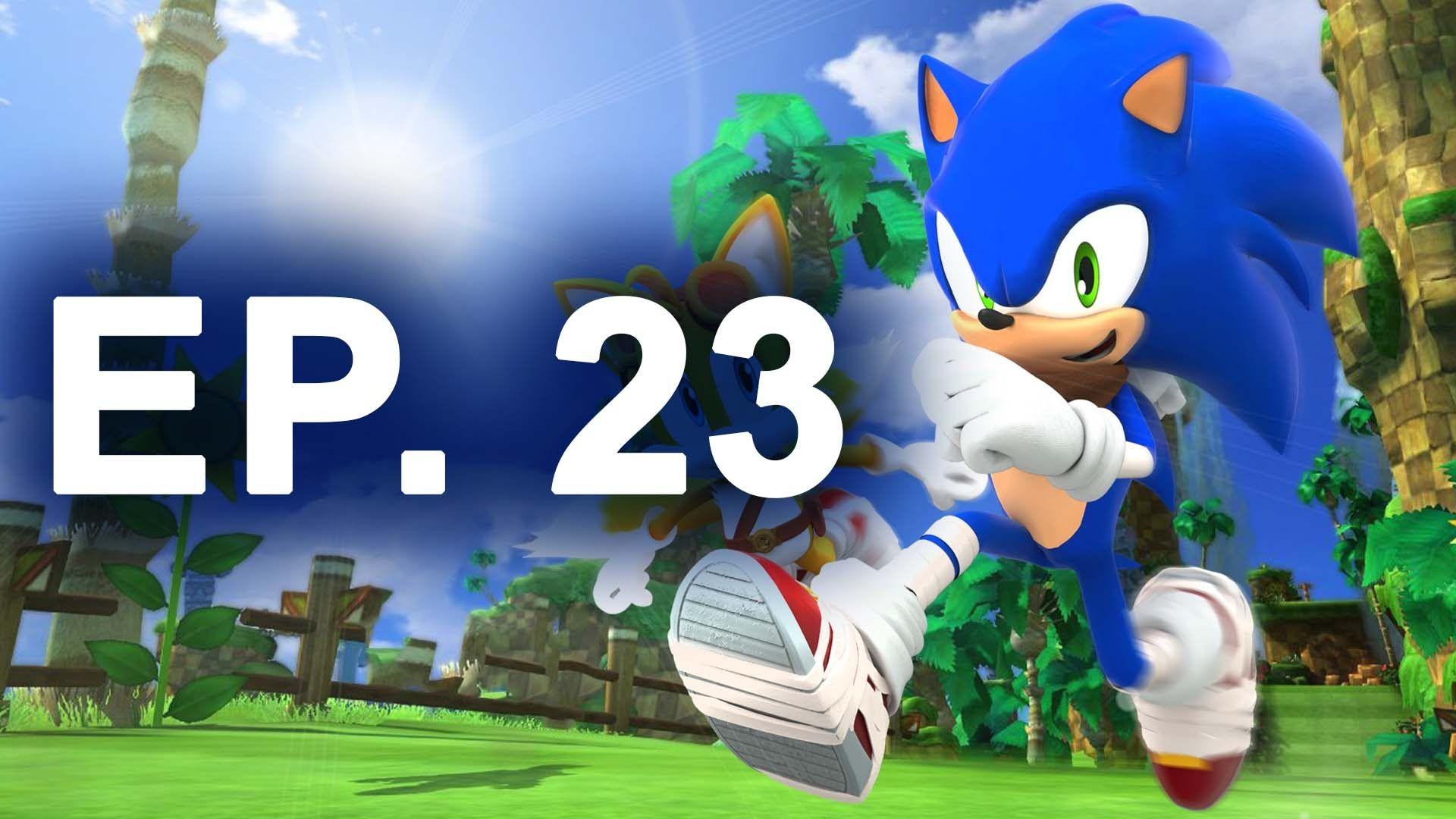 Sonic Boom Dessin Animé Épisode 23 Devenir Un Génie Du