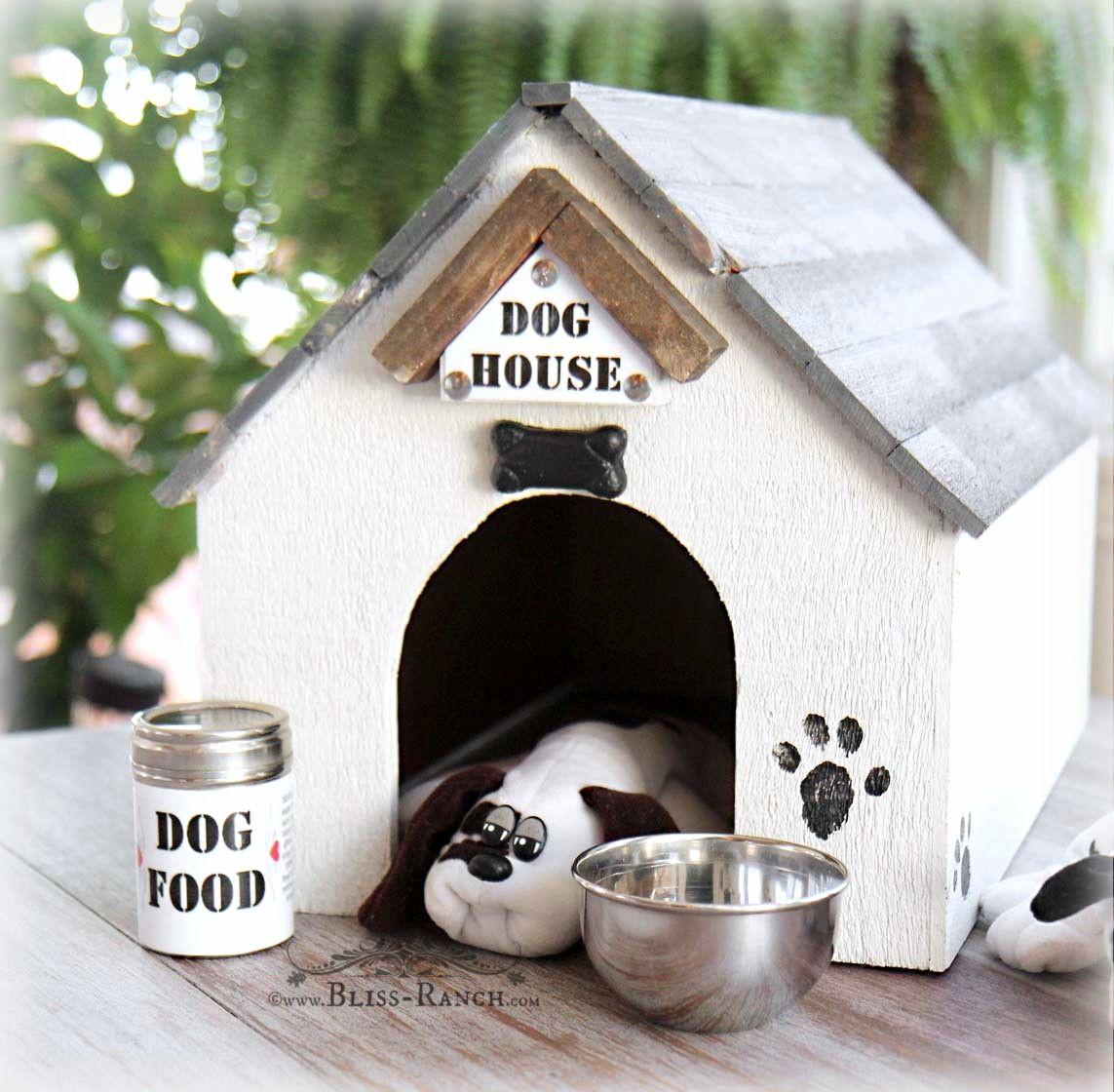 Stuffed Dog House Diy Stuffed Animals Dog House Diy House Paint [ 1120 x 1143 Pixel ]
