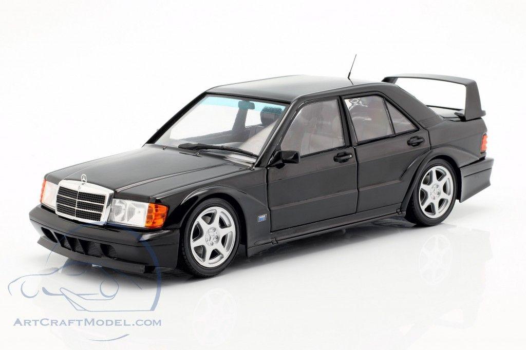 Mercedes Benz 190e 2 5 16v Evolution Ii Construction Year 1990 Black