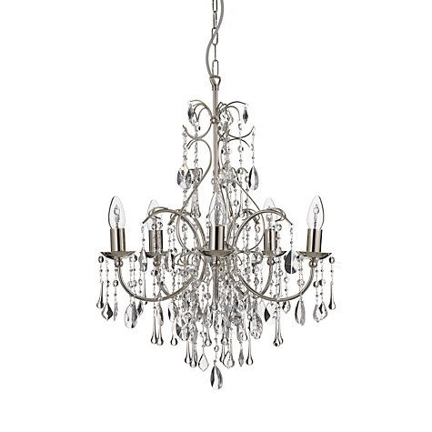 Buy john lewis estella chandelier 5 arm online at johnlewis buy john lewis estella chandelier 5 arm online at johnlewis mozeypictures Image collections