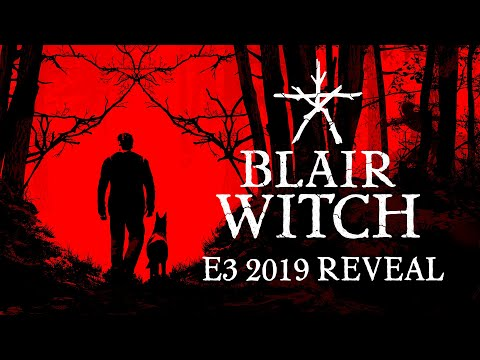 Video Game Trailers Marvel S Avengers Blair Witch Evil Genius 2 And More Blair Witch Blair Witch Project Witch