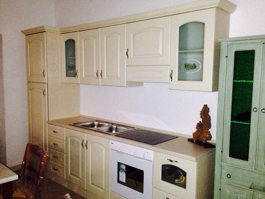 Cucina Municchi modello Castellana Colore chiaro-sbiancato €2700 ...