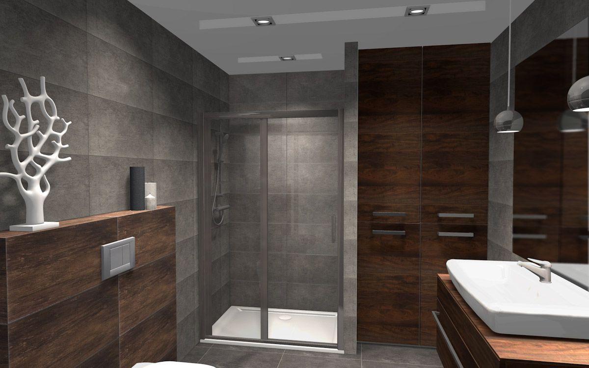 Projekty i aranżacje łazienek, inspiracje i pomysły na łazienki  Design  Pinterest