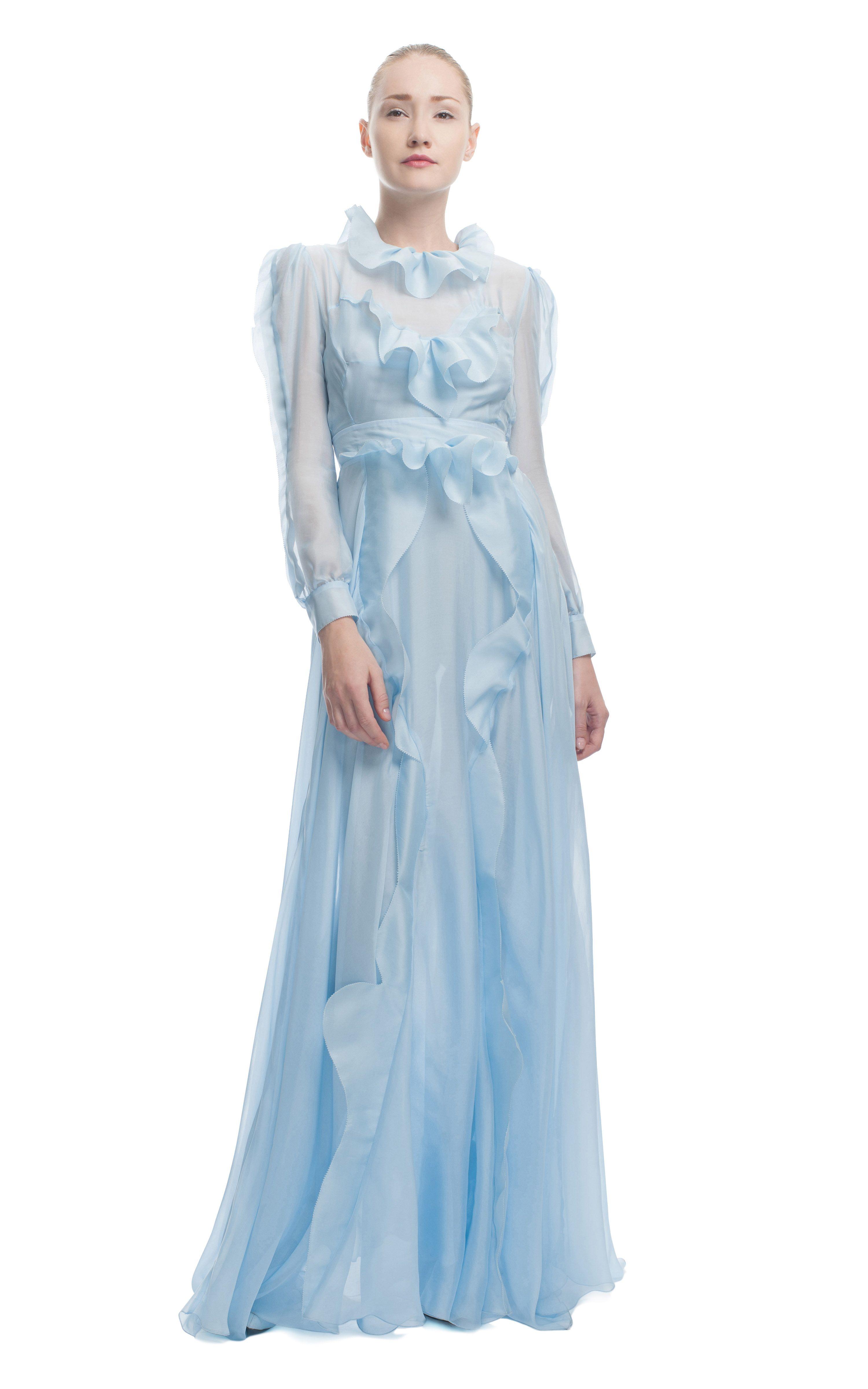 16+ Ruffle wedding dress with sleeves ideas