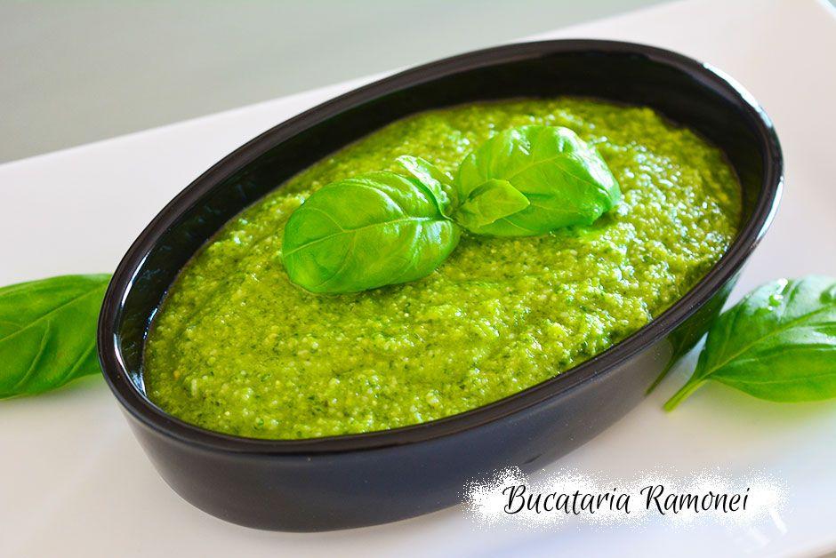 Pesto Genovese Recipe Pesto Homemade Pesto Homemade Pesto Recipe