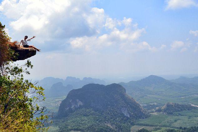 Khao Ngon Nak - Stunning View Over Krabi