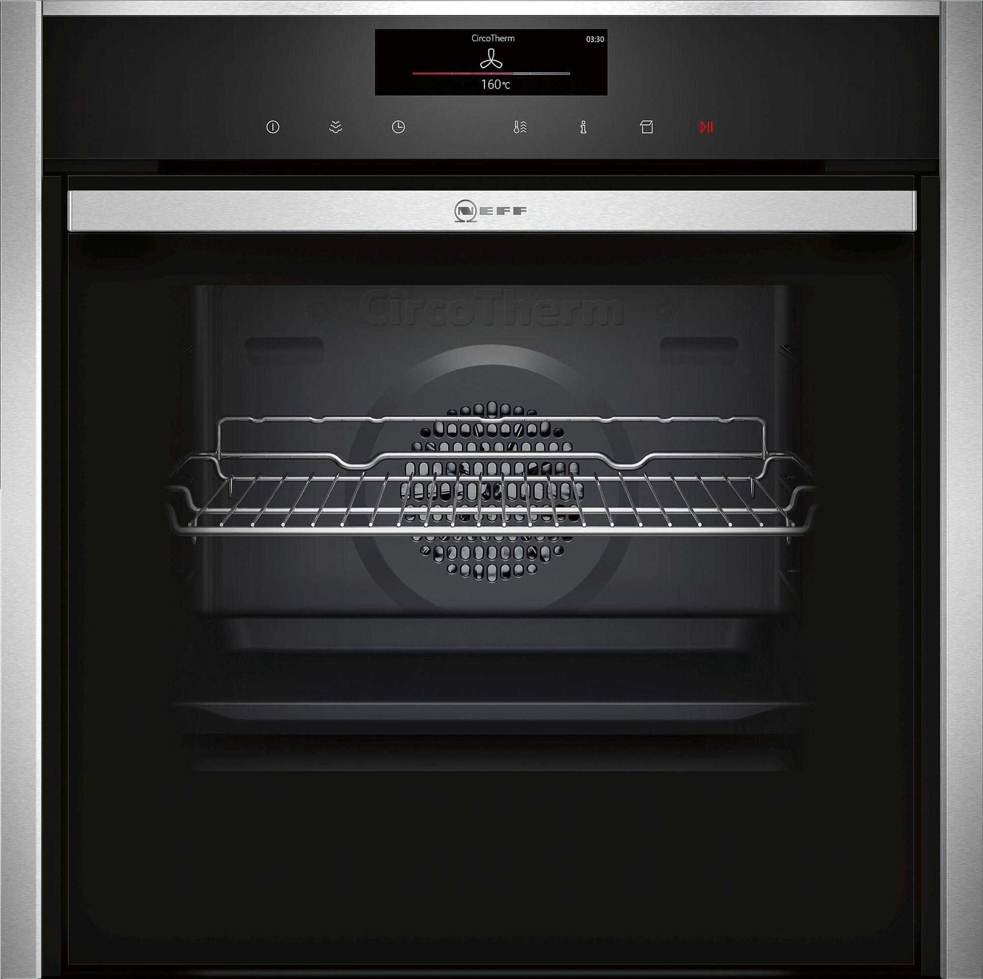 Neff B58vt64n0 Built In Oven 2 035 00 Neff Https Bestbuycyprus Com Ovens Cooking 20485 Neff B58vt64n0 Built Steam Oven Stainless Steel Oven Single Oven