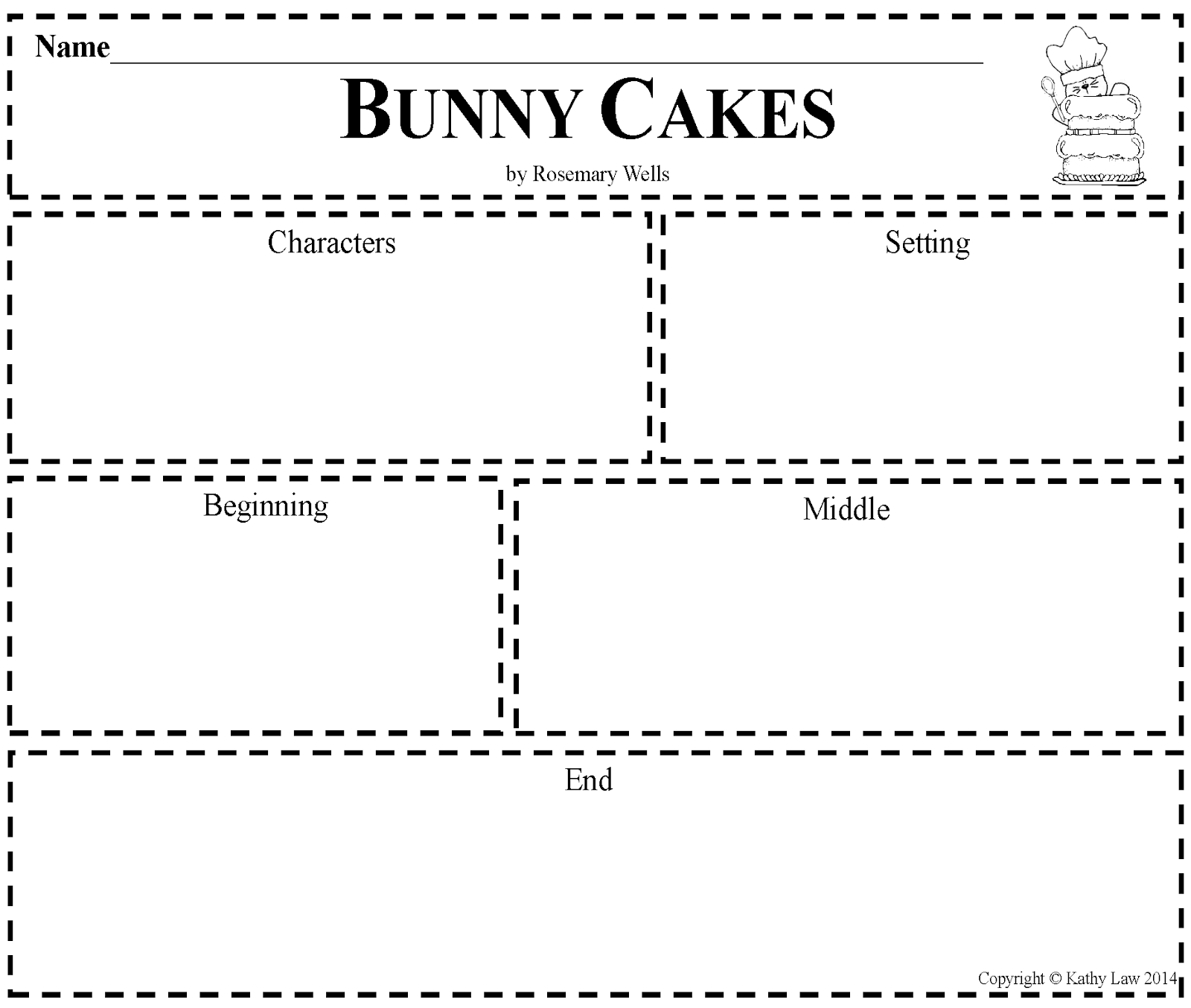 Bunny Cakes Game And Activities For Read For The Record  First