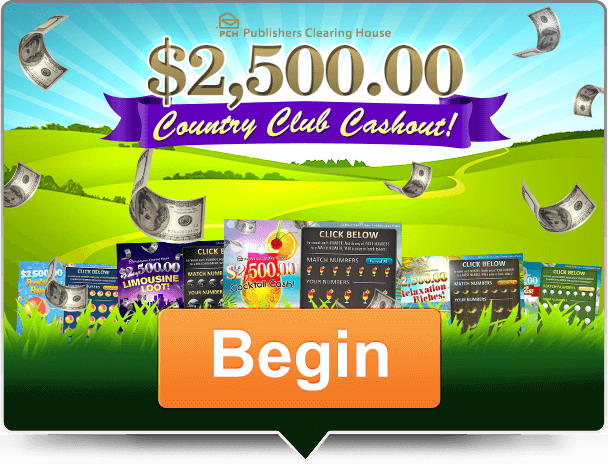 Free online sweepstakes games from pch