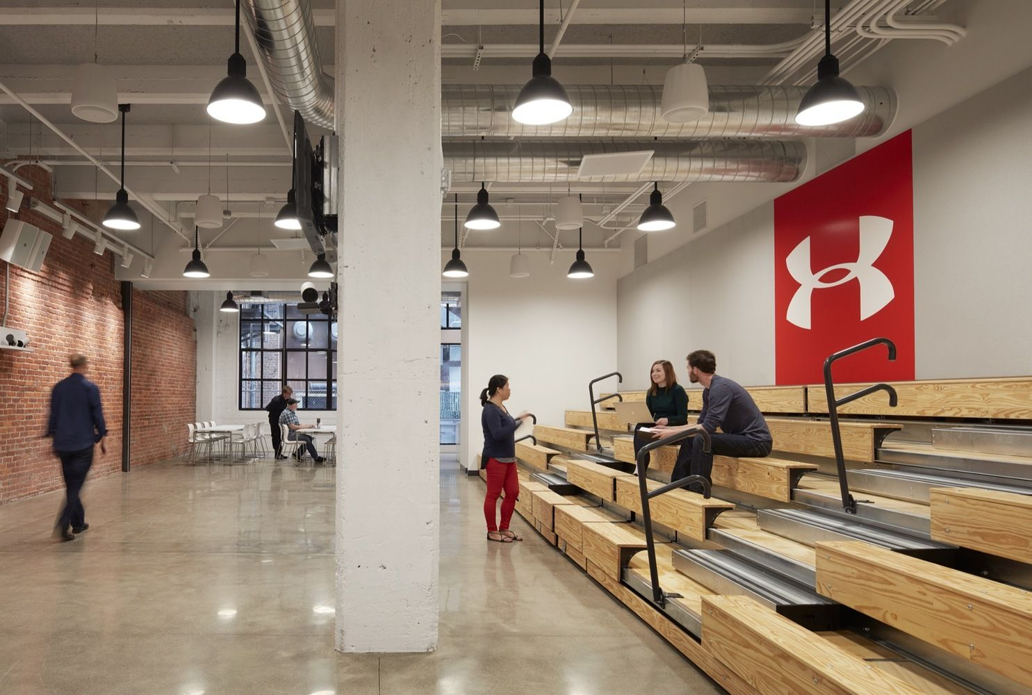 Gallery of Under Armour Connected Fitness / Bohlin