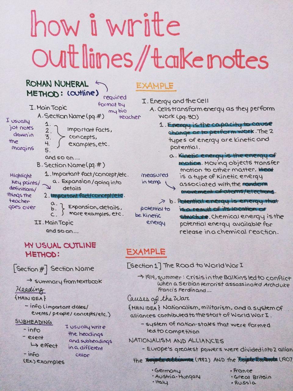 Making essays longer or shorter School School study