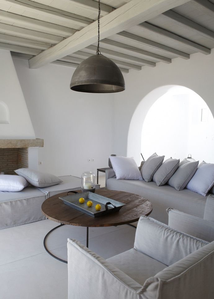 Beach house inspiration bycocooncom gray